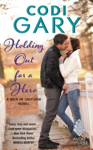 Holding Out for a Hero by Codi Gary